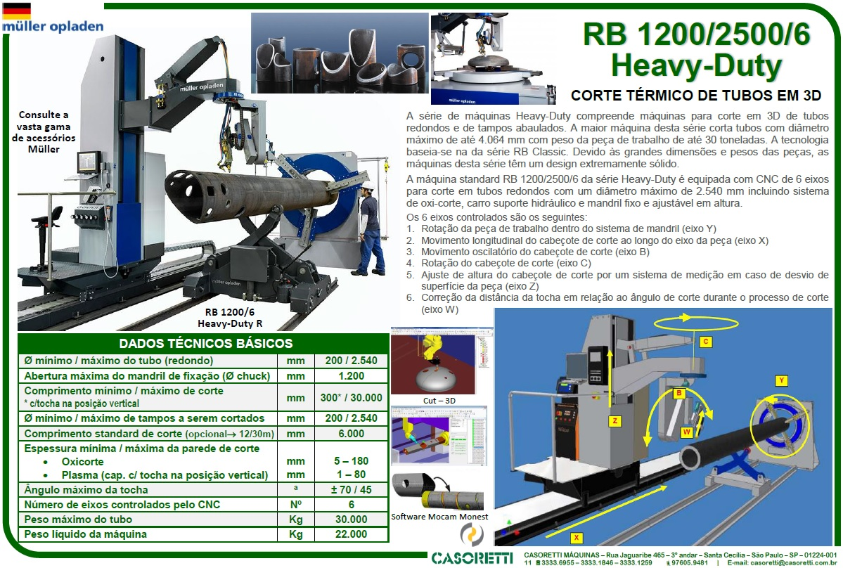 RB 1200-2500-6-HEAVY DUTY